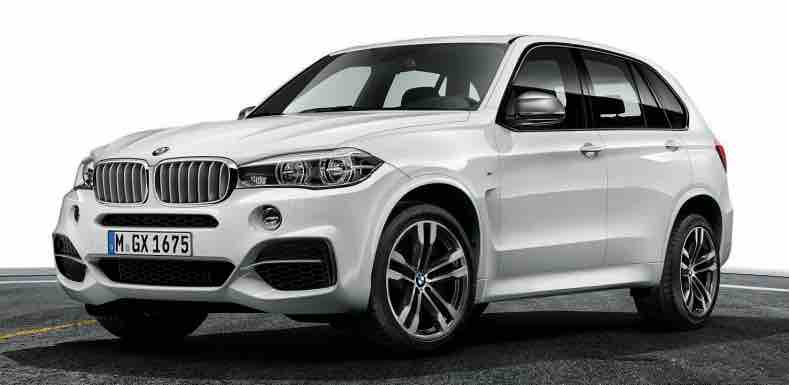 Captivating BMW X5 Third Generation Front View
