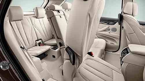 BMW X5 Third Generation Third Row Seats