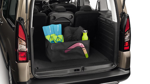 Citroen Berlingo Multispace Boot Space