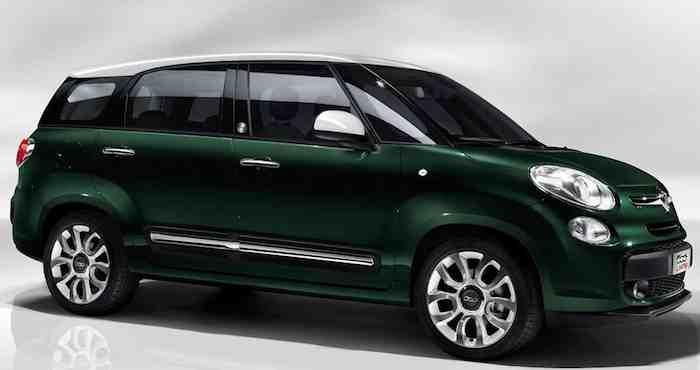Fiat Mpv S New Doblo Family Edition Multipla Scudo