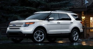 Ford Explorer 2012 – USA MPV