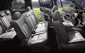 Honda Pilot The Eight 8 Seat Mpv