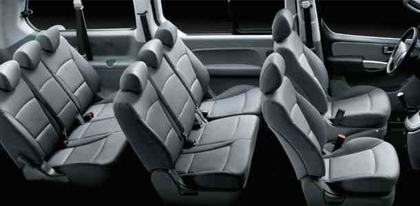 Hyundai I800 The Larger Eight Seat People Carrier