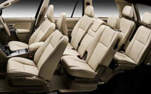 Volvo XC90 Seating Configuration