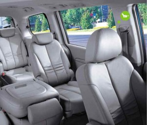 Kia Sedona Interior Seating