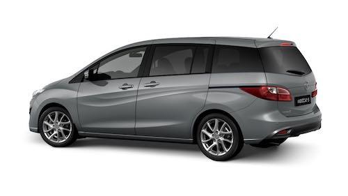 Mazda 5 MPV
