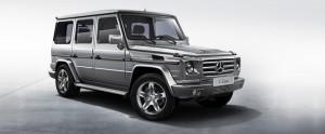 Mercedes Benz G-Class - 7 Seater Cars