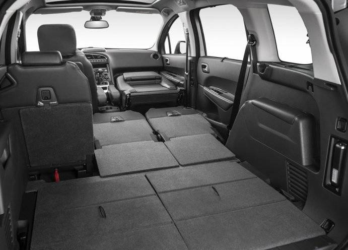 Peugeot expert tepee five six eight or nine seater for Interieur nouveau 5008