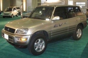 RAV 4 Electric Vehicle