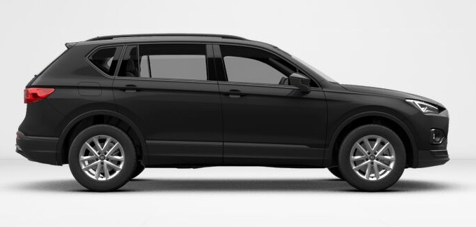 SEAT Tarraco Side View