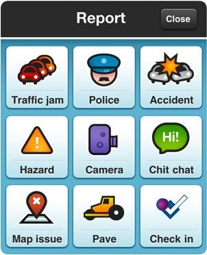 Mobile Phone Sat Nav Apps