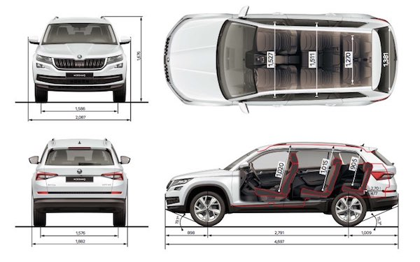 skoda kodiaq is the first skoda 7 seater in uk. Black Bedroom Furniture Sets. Home Design Ideas