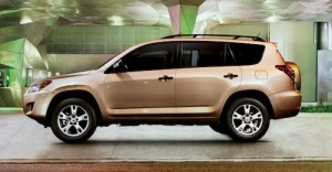 RAV 4 - Seating Option